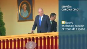 PoliMedios: España; corona ciao