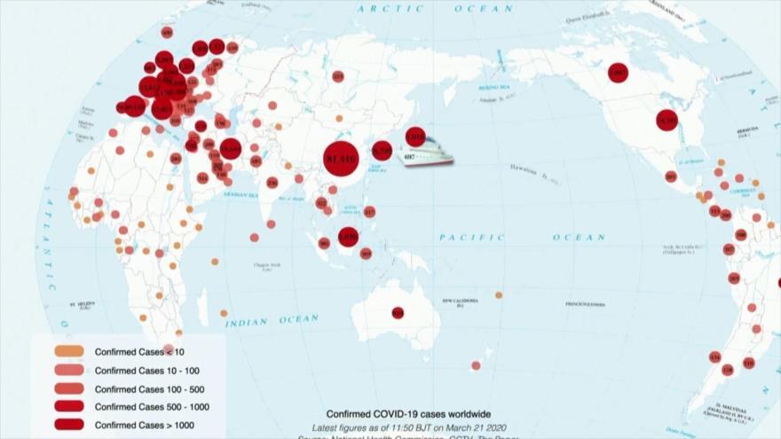 Países europeos registran récords de muertes por COVID-19 | HISPANTV