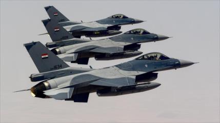 Nuevo golpe a Daesh: Aviación iraquí mata a decenas de terroristas