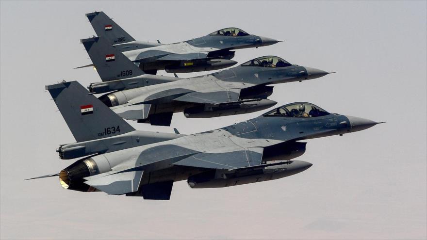 Nuevo golpe a Daesh: Aviación iraquí mata a decenas de terroristas | HISPANTV