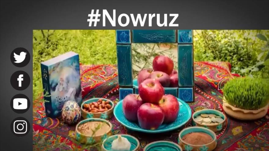 Etiquetaje: Noruz, Año Nuevo iraní