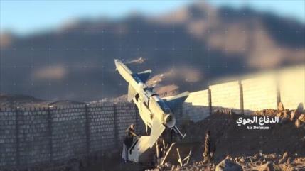 Defensa antiaérea yemení vuelve a frustrar ataque de cazas saudíes