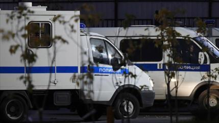 Vídeo: Fuerzas de seguridad rusas neutralizan un ataque terrorista