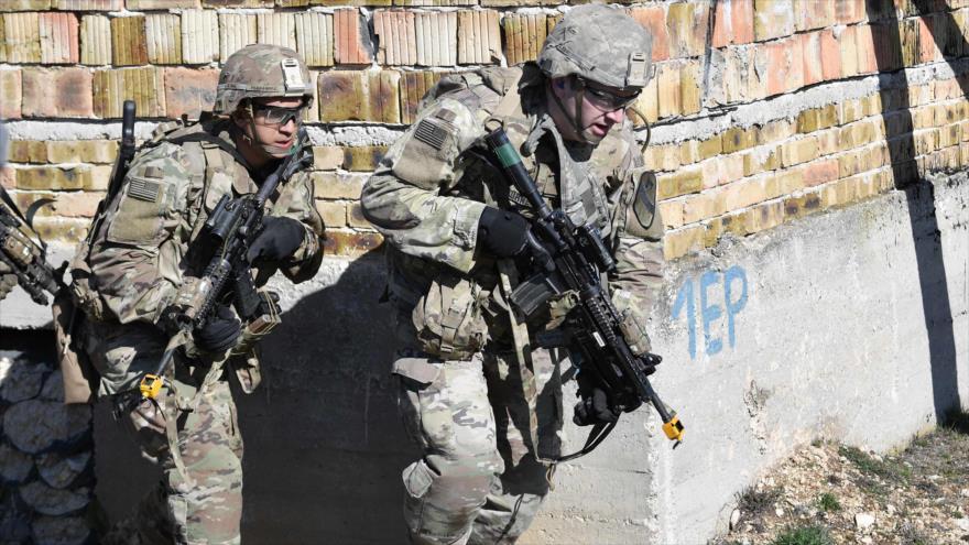 Fuerzas de EEUU se enfrentan a un gran desafío con el COVID-19   HISPANTV