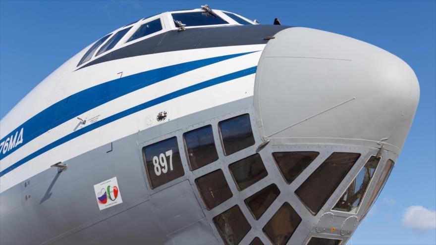 Aviones militares rusos llegan a Italia para lucha contra COVID-19 | HISPANTV