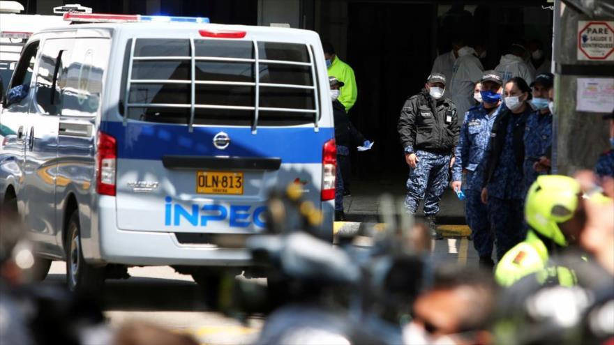 Un motín en una cárcel de Colombia por COVID-19 deja 23 muertos