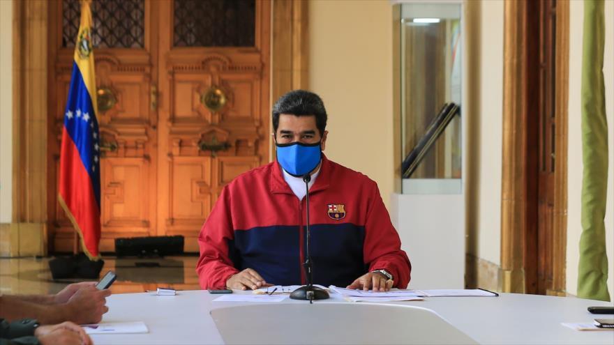 Venezuela pide a EEUU eliminar sanciones por razones humanitarias
