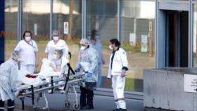 España registra más de 460 muertos por COVID-19 en 24 horas
