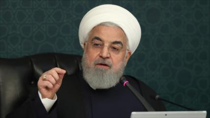 Irán a EEUU: No queremos su vaso de agua turbia, levanten sanciones