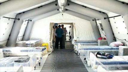 Ejército iraní construirá un hospital de 2000 camas en 48 horas