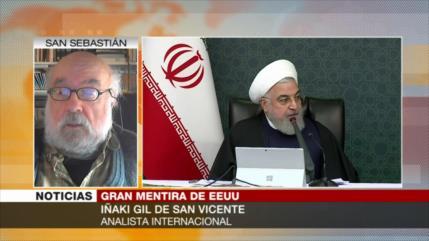 Iñaki Gil: Oferta de ayuda de EEUU a Irán es una maniobra doble