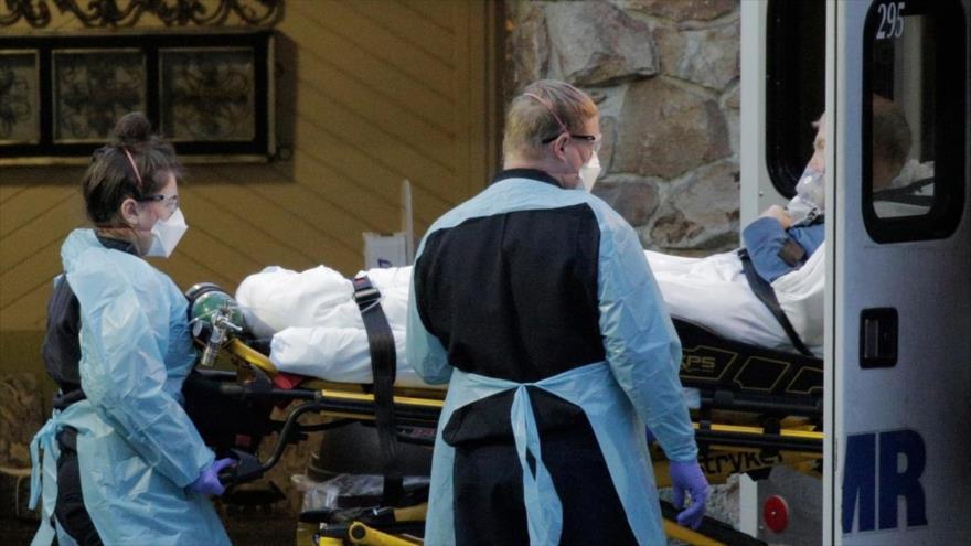 Dos millones podrían morir de COVID-19 por negligencia de Trump | HISPANTV
