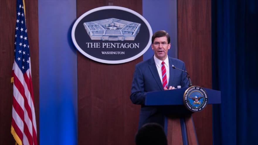 Pentágono: Avance del COVID-19 mermará capacidad militar de EEUU | HISPANTV