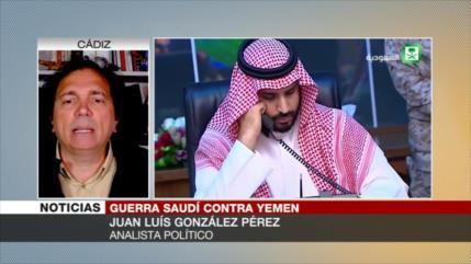 Pérez: Tras 5 años de guerra, Riad es incapaz de doblegar a Yemen