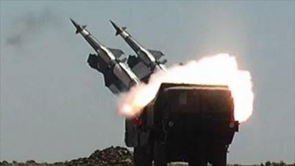 Siria repele un ataque con drones cerca de una base rusa