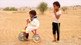 ONG repudia impacto devastador de agresión saudí en niños yemeníes