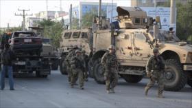 4 soldados de OTAN en Afganistán dan positivo en coronavirus