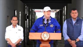 Guatemala decreta toque de queda por 12 horas al día por COVID-19