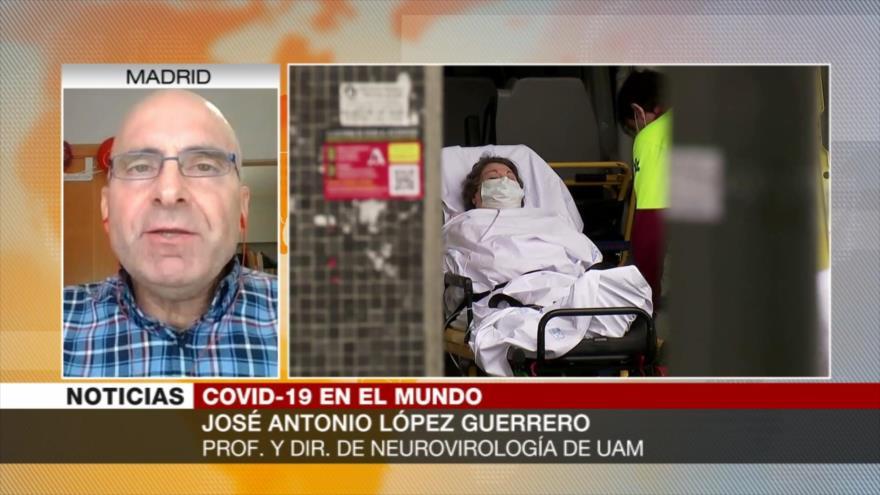 López Guerrero: Coronavirus no desaparecerá con llegada del verano