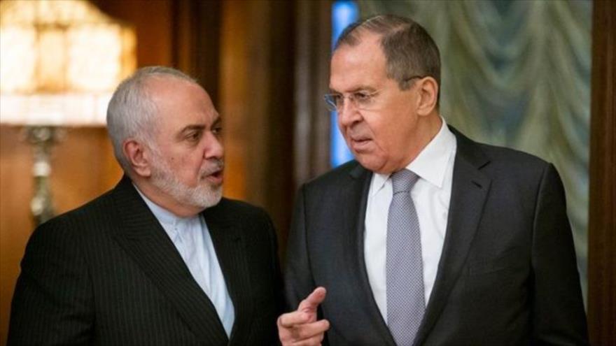 Lavrov insta enérgicamente a EEUU a levantar sanciones contra Irán   HISPANTV