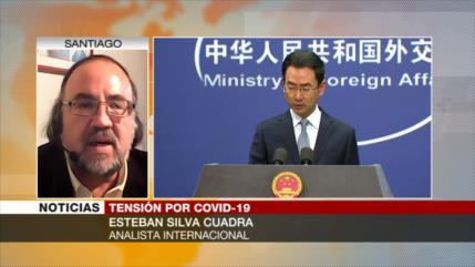 Silva: EEUU estigmatiza a China para encubrir su propio fracaso