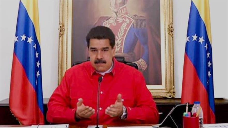 Maduro revela plan terrorista desde Colombia para atacar Venezuela