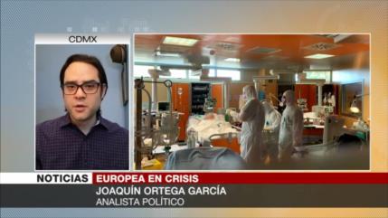 """Ortega García vaticina """"tiempos muy oscuros"""" para economía europea"""