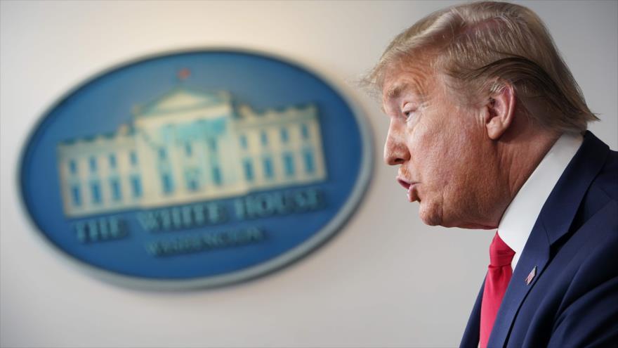 Trump intenta reabrir la economía pese a críticas por coronavirus | HISPANTV