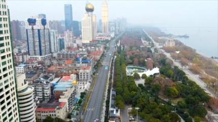 Cuarentena termina en Hubei y gente puede volver a salir de casa