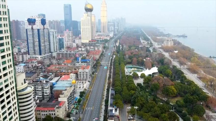 Cuarentena termina en Hubei y gente puede volver a salir de casa | HISPANTV