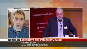 Lobato: Trump impide la caída del príncipe heredero saudí