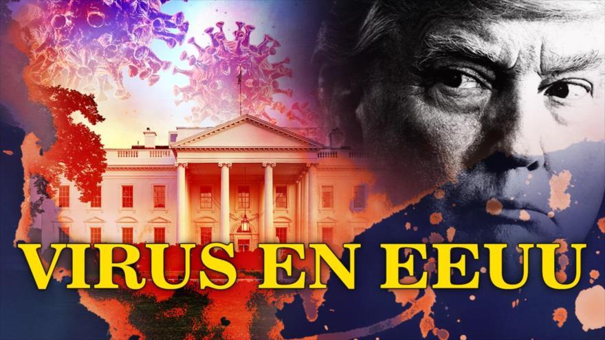 Detrás de la Razón: Informe revela que el presidente estadounidense ignoró informes de inteligencia sobre epidemia