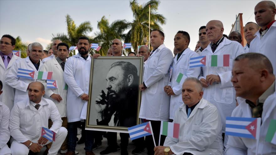 EEUU conmina a países a rechazar ayuda médica cubana por COVID-19 | HISPANTV