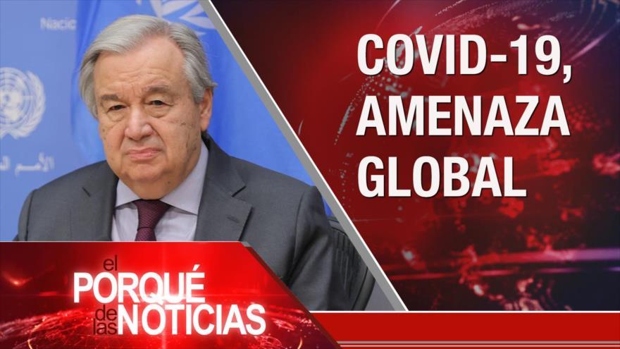 El Porqué de las Noticias: Coronavirus. Ataque en Afganistán. Referéndum en Chile