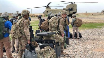 EEUU retira sus tropas de una base estratégica del norte de Irak