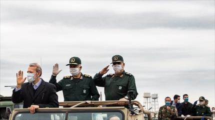 Cuerpo de Guardianes de Irán ofrece ayuda a EEUU ante COVID-19