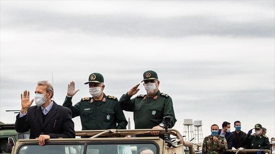 Cuerpo de Guardianes de Irán ofrece ayuda a EEUU ante COVID-19 | HISPANTV