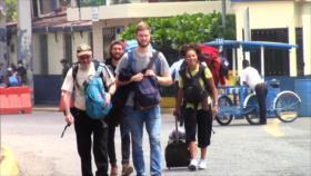 Estudiantes extranjeros salen de Guatemala por temor a coronavirus