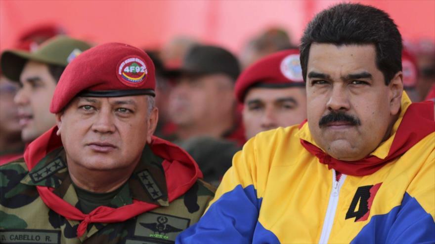 "Maduro a EEUU y Colombia: Prepárense para la ""furia bolivariana"" | HISPANTV"
