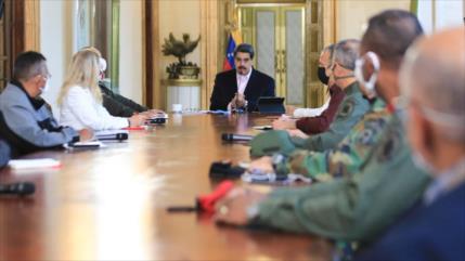 Maduro: Opositores usan embajada de España como sede conspirativa