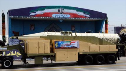 Defensa de Irán, decidida a fortalecer su programa de misiles