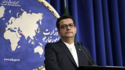 """Irán condena """"infundadas acusaciones"""" de EEUU contra Maduro"""