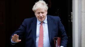 Boris Johnson da positivo al nuevo coronavirus
