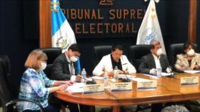 Nuevos magistrados del TSE inician su gestión en Guatemala