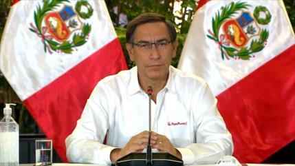 Perú amplia hasta 12 de abril la cuarentena por coronavirus