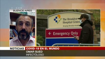 Médico: COVID-19 seguirá cobrando vidas si no respetan cuarentena