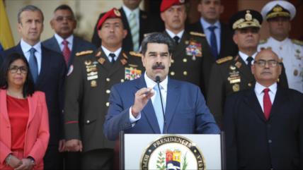 Maduro invita a toda la oposición a dialogar sobre COVID-19