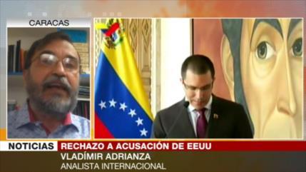 """""""EEUU se equivoca si cree que sacará a Maduro como sacó a Noriega"""""""