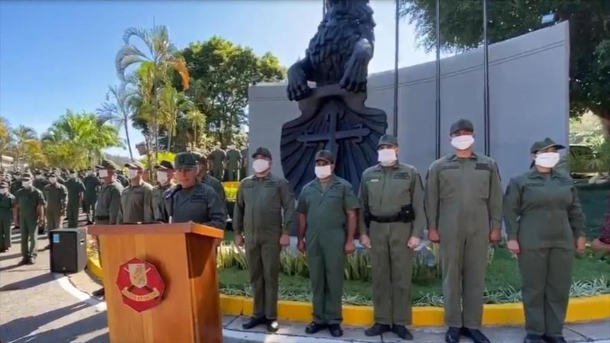FANB arremete contra EEUU por 'extremistas' acusaciones a Maduro | HISPANTV