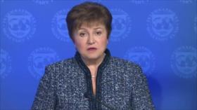 FMI advierte: Economía mundial entra en recesión por coronavirus